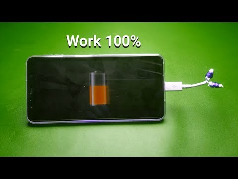 Free charging mobile