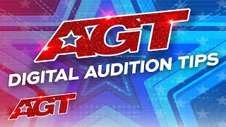 Audition Tips For YOUR AGT Audition! - America's Got Talent 2020