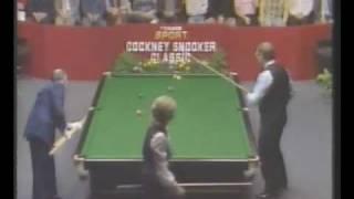 Download Video Impossible Snooker Shot by Allison Fisher v Dennis Taylor MP3 3GP MP4