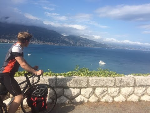 Cycling the Riviera | Milano - Nice - Marseille - Barcelona