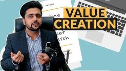 Value Creation | How To Create Value Of Your Product | Hindi | Marketing Series | Marketing Topics