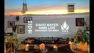 Madorasindahouse with David Mayer SIMS Live