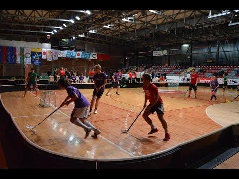 ITAK sport prvenstvo Univerze v Ljubljani v floorballu 2016/17 - 1.del