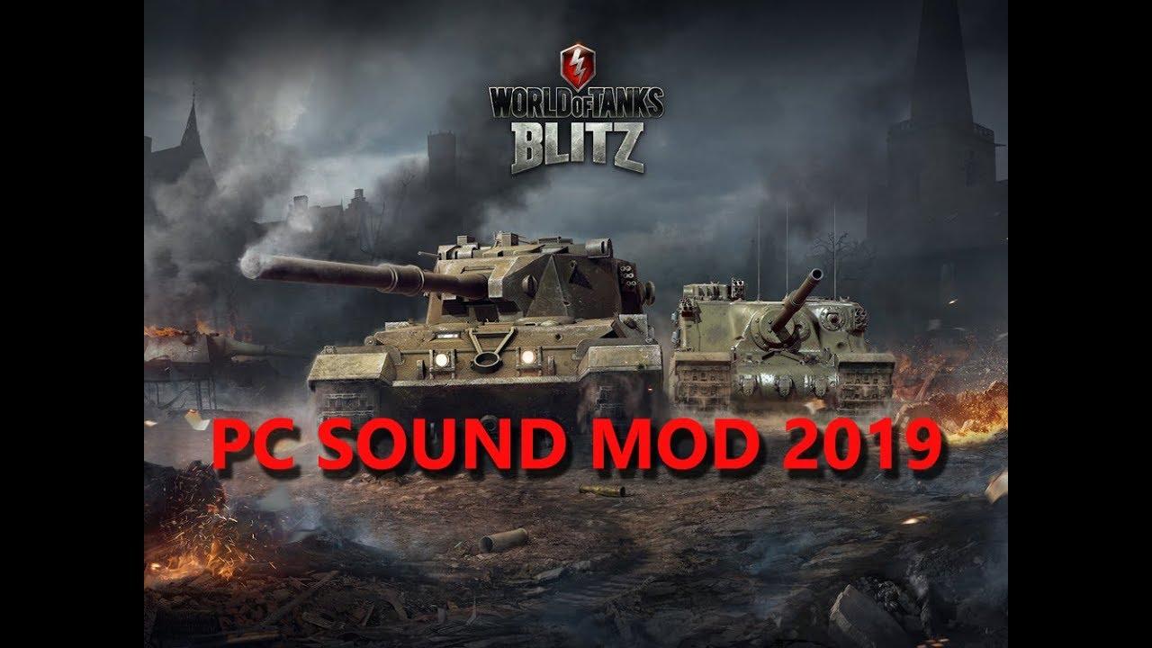 world of tanks blitz mod old pc sounds