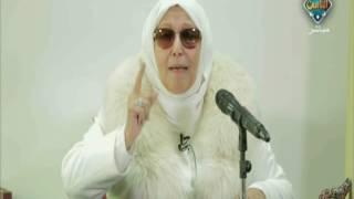 عبلة الكحلاوي تبكي على الهواء وتعتذر للنبي عن تفجير الكنيسة.. فيديو
