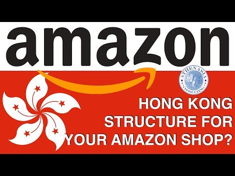 6 reasons to open your amazon shop in Hong Kong