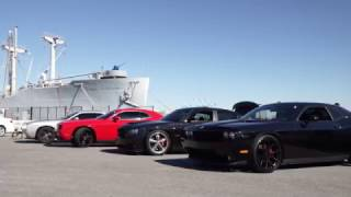 Infamous Mopar - Challengers, Chargers, Mopar Burnouts
