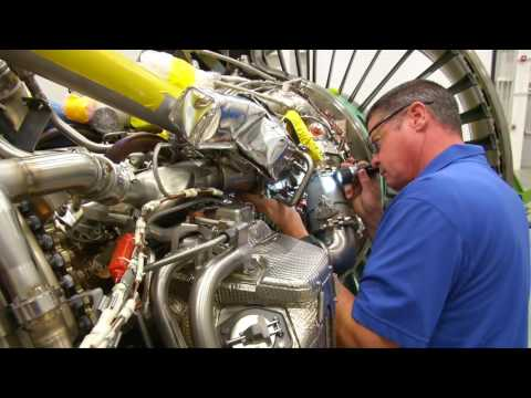 Geared Turbofan™ Engine Conquers Another Continent