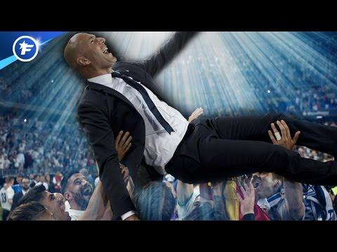 Zinedine Zidane entre dans la légende | Revue de presse