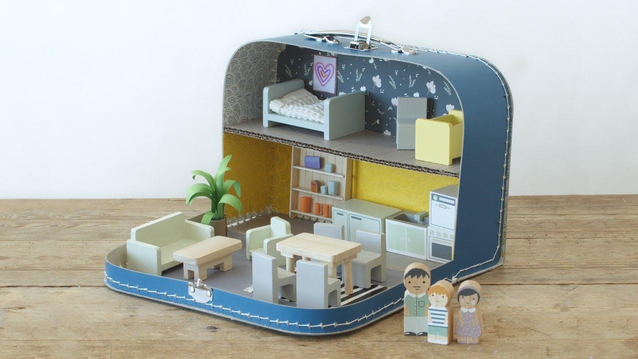 lav selv møbler til dukkehus