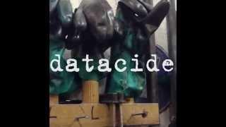 Printing of Datacide Fourteen October 2014
