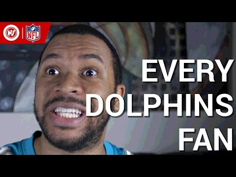 Every Fan In 90 Seconds | Miami Dolphins