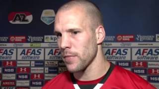 Video Gol Pertandingan AZ Alkmaar vs Excelsior