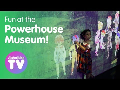 FUTURE PARK at the Powerhouse Museum in Sydney!