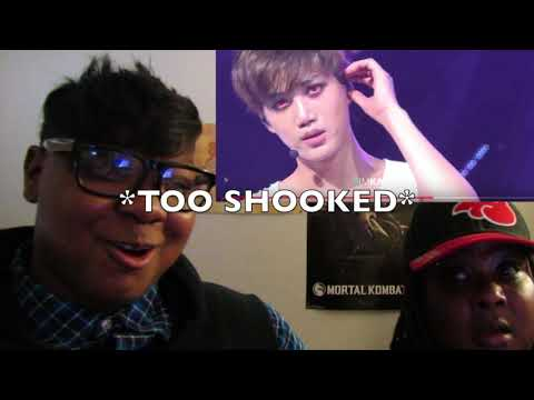 BTS fan Reacting to Kai (EXO) Sexiest moments with a non k pop fan.