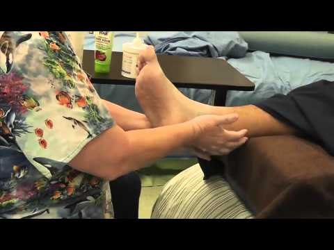 Reflexology - Sandra Stone - Broward College Massage Therapy Program