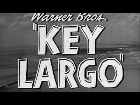 Hurricanes in the Movies: Hurricane scene from film Key Largo