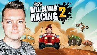 Hill Climb Racing 2 #2 | GRY MOBILNE | VERTEZ | Android, iOS