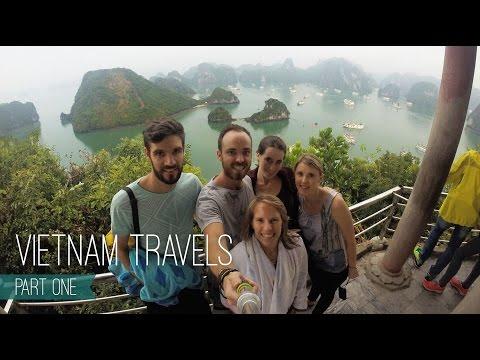 Vietnam Part 1 - Hanoi and Ha Long Bay (Dec 2015)
