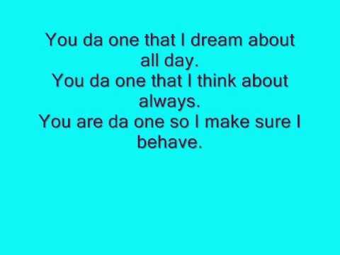You Da One Cody Simpson Lyrics