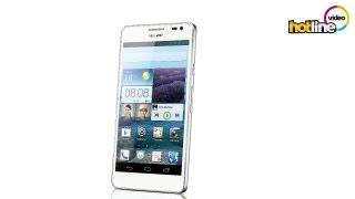 Обзор Huawei Ascend D2