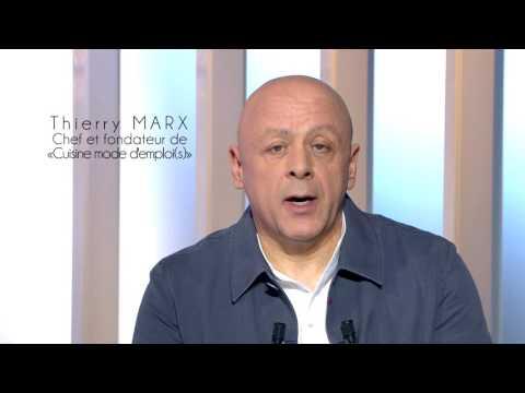 Travailler encore : interview du chef Thierry Marx