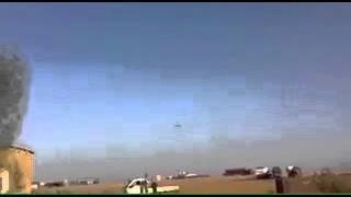 Наши крылатые ракеты над Сирией