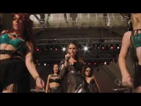 Jessica Lowndes - Snake Charmer