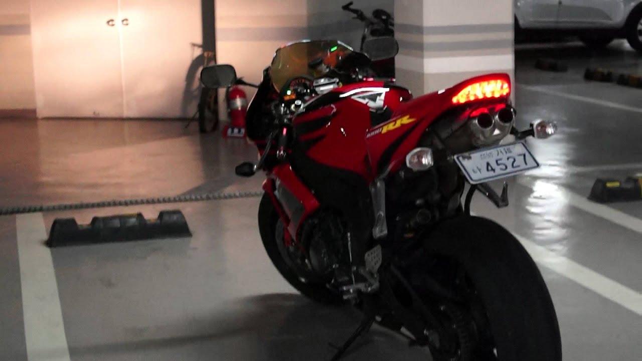2006 Honda Cbr1000rr Fireblade Youtube