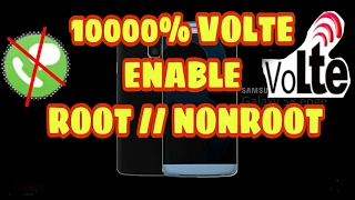 how to convert LTE to volte//LTE to volte // 10000% VOLTE enable // technical news upadates