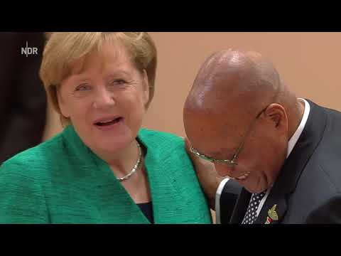 G20 Working Session – Uncut Feed [07.07.2017]