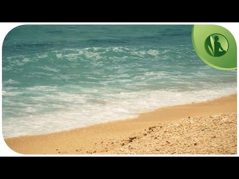 💦 Som das Ondas do Mar para Acalmar a Mente com Sons da Natureza