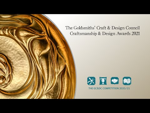 The Goldsmiths' Craftsmanship & Design Awards 2021