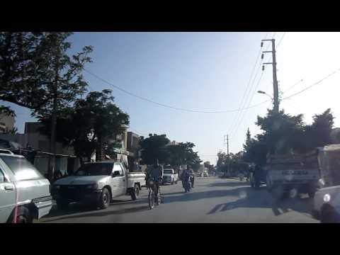 جولة في مدينة فريانة