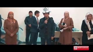 """""""Эки жашка өзгөчө каалоо-тилек"""" 👍👍👍👍👍👍 Жаш жубайлар Чыңгызбек & Гулсунай"""