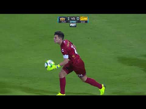 Copa MX   Pumas 3-0 Dorados   Clausura 2019, Cuartos de Final   FUT AZTECA