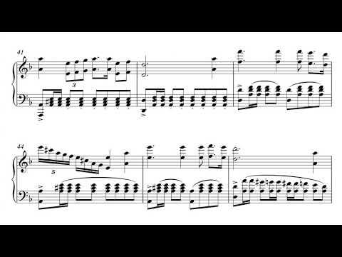 """Farewell of Slavianka"" SUPER DIFFICULT Piano Arrangement"