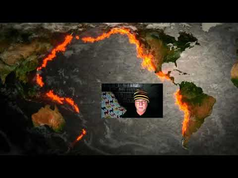 Geologists & Jewish Rabbi's Say Ring Of Fire SOON 2 EXPLODE In Earthquakes & Volcanic DESTRUCTION!!!