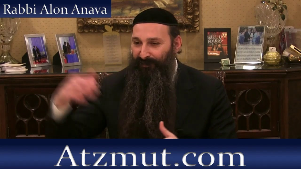 Purim   What is hidden in the Megila that can change your life    Rabbi Alon Anava