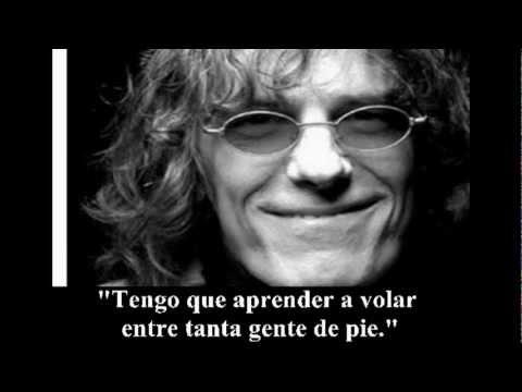 Frases de Luis Alberto Spinetta (Cover tributo) Gracias Flaco