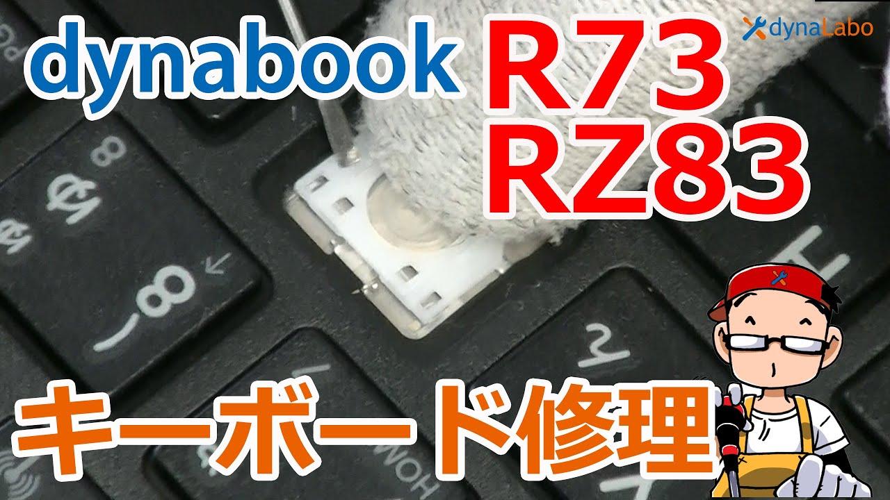 R73 ダイナブック