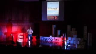 La pobreza se combate innovando: Carlos Urmeneta at TEDxTegucigalpa