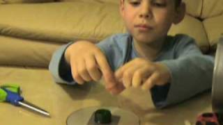 Fun Science and Technology for Kids: CD Hovercraft