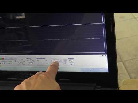 Как выставить угол опережения зажигания с помощью мотор тестера