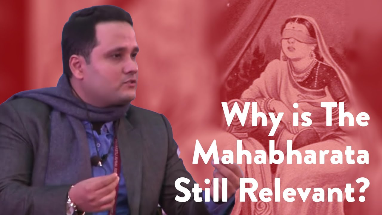 Download #JLF 2015: The Conflict of Dharma in the Mahabharata