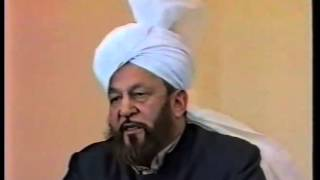 Friday Sermon 11 January 1991