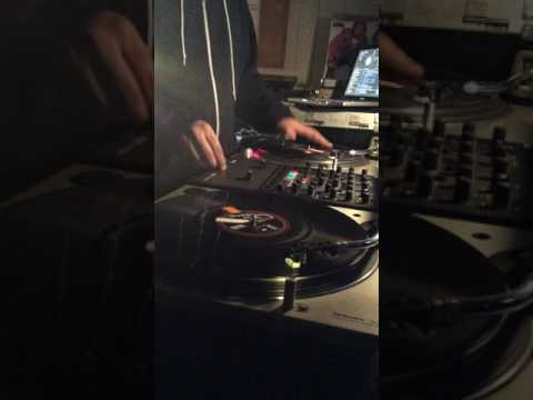 A Tribe Called Quest - Whateva Will Be (DJ Overflow Scratch Routine) 2017