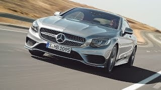 Mercedes Benz S-Class Coupe (S63 AMG) - first testdrive