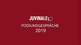 Juvinale | Talk Podiumsdiskussion | FS1