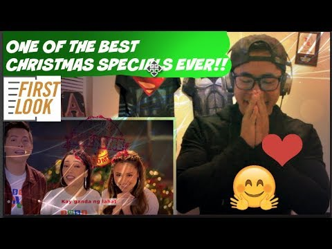 """ABS-CBN Christmas Station ID 2017 """"Just Love Ngayong Christmas"""" REACTION! SARAH, MORISSETTE, DARREN"""